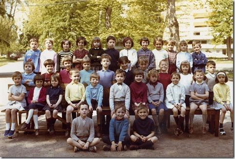 école du contade 1967